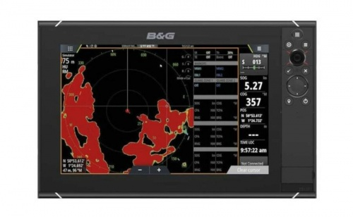 B&G ZEUS³ 12 Inch Multi-function Display With World Wide Base Map